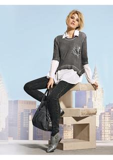 Комплект: кофточка + блузка Mandarin