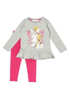 Комплект: платье + брюки MINOTI