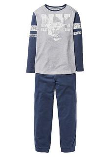 Пижама, 2 части