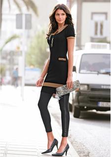 Платье-мини CHILLYTIME