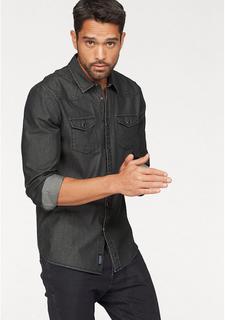 Джинсовая рубашка BRUNO BANANI