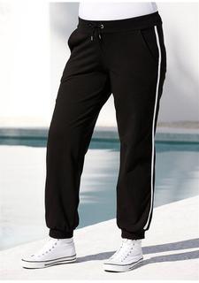 Спортивные брюки-стрейч