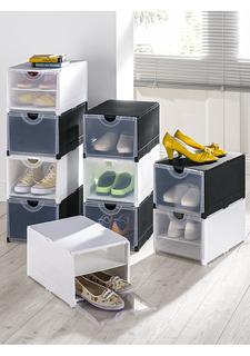 Комплект контейнеров для обуви, 4 штуки Heine Home