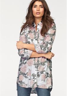 Удлиненная блузка BOYSENS