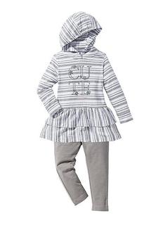 Комплект: платье + легинсы