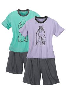 Пижама с шортами, 2 штуки H.I.S.