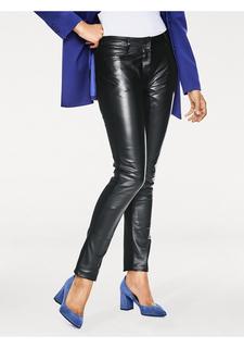 Кожаные брюки Ashley Brooke