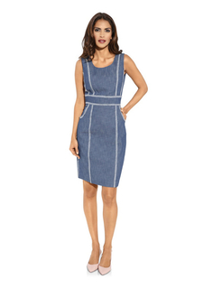 Джинсовое платье Ashley Brooke