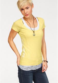 Комплект, 2 части: футболка + топ Kangaroos