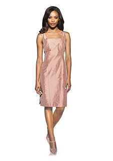 Шелковое платье PATRIZIA DINI