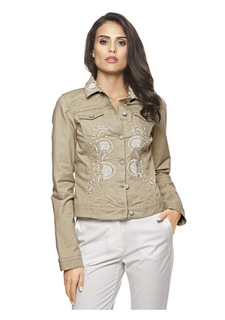 Джинсовая куртка Linea Tesini