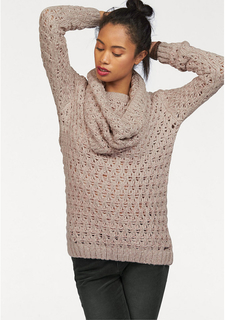 Комплект: пуловер + шарф-хомут Kangaroos