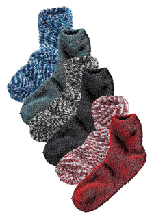 Теплые носки, 6 пар