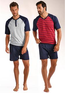 Пижама с шортами, 2 штуки LE JOGGER