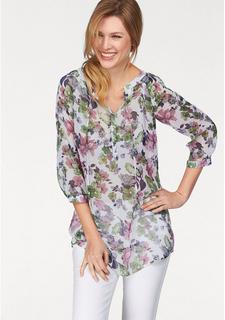 Удлиненная блузка CHEER