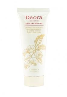 Крем-пилинг для лица Deora Cosmetics
