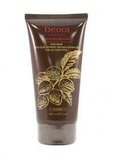Маска грязевая для волос  Deora Cosmetics