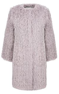 Жакет из вязаного меха козлика Virtuale Fur Collection