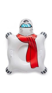 Ватрушка для катания по снегу в виде полярного медведя Gift Boutique