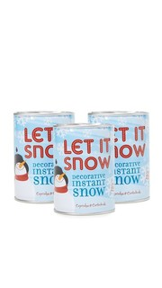 Instant Snow in a Can 3 Pack Gift Boutique