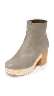 Ботильоны в стиле клогов Tickle Coclico Shoes