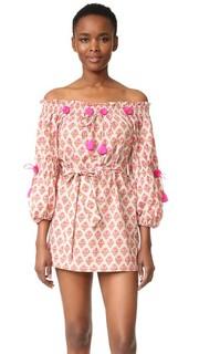 Мини-платье Iman Figue