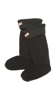 Носки под ботинки с блестящей манжетой Hunter Boots