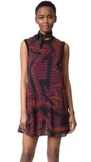 Трикотажное платье Geo M Missoni