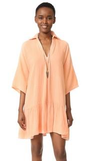 Мини-платье с оборками Belize 9seed