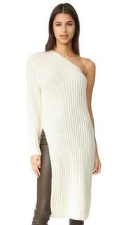 Gemma One Shoulder Knit