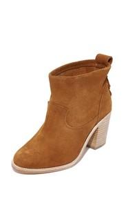 Ботинки на каблуках Soludos