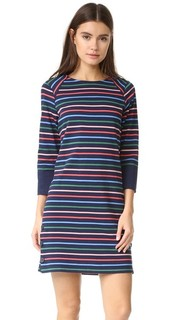 Side Button Breton Dress Chinti and Parker
