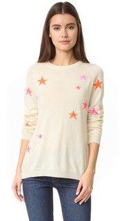Slouchy Star Cashmere Sweater Chinti and Parker