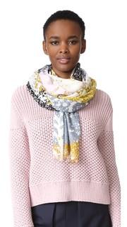 Кашемировый шарф Grace Stella Fresco Diane von Furstenberg