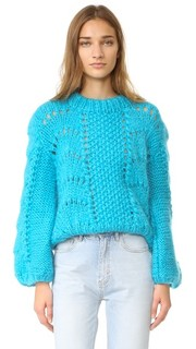 The Julliard Mohair Sweater Ganni