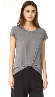 Straight Hem Tee James Perse