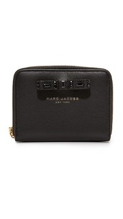 Bow Zip Card Case Marc Jacobs