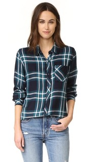 Hunter Button Down Shirt Rails