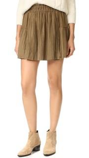 Palomitas Accordion Skirt Apiece Apart