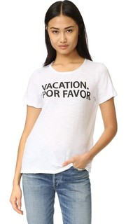 Футболка Vacation Por Favor Chaser