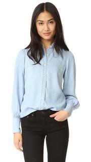 Рубашка на пуговицах Frame