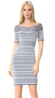 Платье Lacey Herve Leger