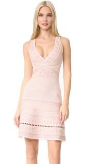 Платье Stacey Herve Leger