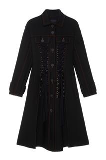 Однотонное пальто Proenza Schouler