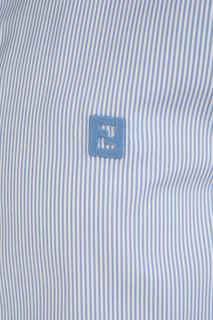 Хлопковая рубашка Fendi Children