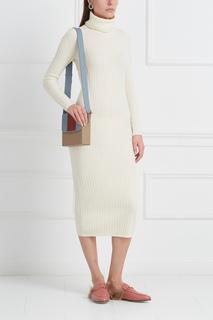 Однотонное платье Mixer