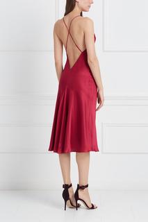 Шелковая ночная сорочка Remy Olivia von Halle