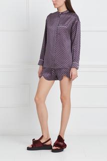 Шелковая пижама Vita Olivia von Halle