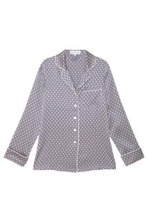 Шелковая пижама Lila Olivia von Halle