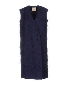 Легкое пальто Erika Cavallini Semicouture